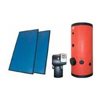 Chauffe-eau solaire individuel à circulation forcée
