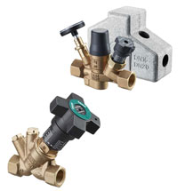 Aquastrom c ii robinet de r glage thermostatique - Reglage robinet thermostatique ...