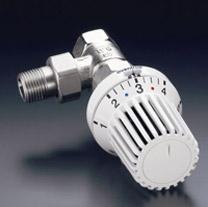 Uni XH: Têtes thermostatiques avec bulbe liquide