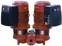 Pompe in-line à régulation électronique