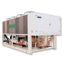 Refroidisseur air-eau NSB Freecooling