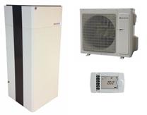 Pompe à chaleur Air/Eau COMPACTE SERIE CDI