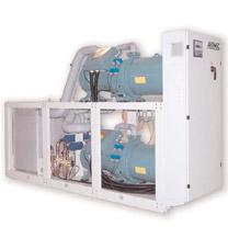 Pompes à chaleur air eau WSB