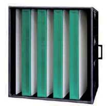 Filtration terminale HEPA