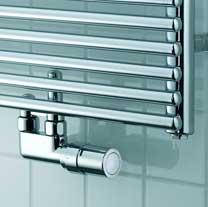 vhx - robinet thermostatique pour radiateur sèche-serviettes - Robinet Thermostatique Seche Serviette