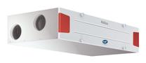 Gamme double flux extra plate pilotable à distance NF VMC