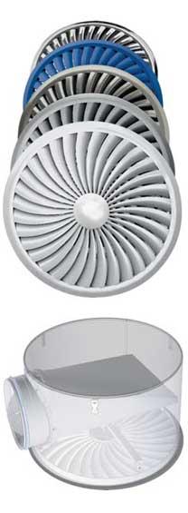 diffuseur plastique haute performance