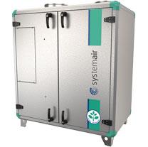 Centrale de traitement d'air TOPVEX TR