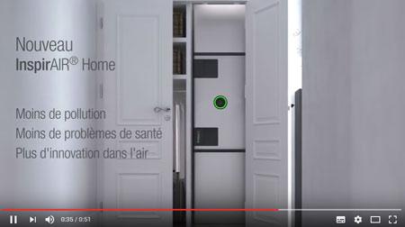 Vidéo InspirAIR® Home