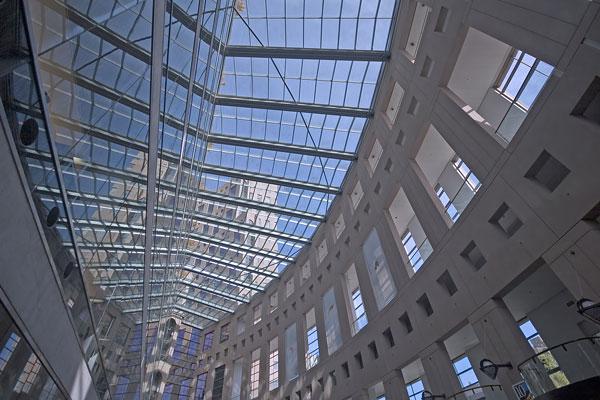 Atrium moderne