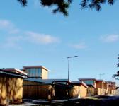 Réalisation d'un quartier de logements sociaux BBC au Creusot (71)