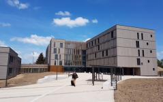 Système de Recyclage Énergétique (ERS) et solaire pour un internat d'Orléans