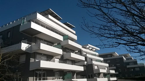 27 logements label BEPOS-Effinergie à Anglet (64)
