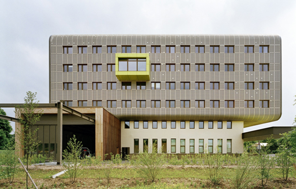 bâtiment Coriolis