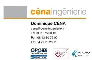 Logo Cena Ingénierie