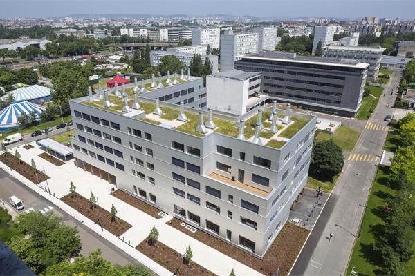 Bâtiment Max Weber