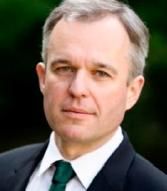 Ministre de la Transition écologique et solidaire François DE RUGY