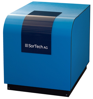 machine à adsorption SORTECH
