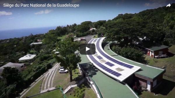 Siège du parc national de la Guadeloupe