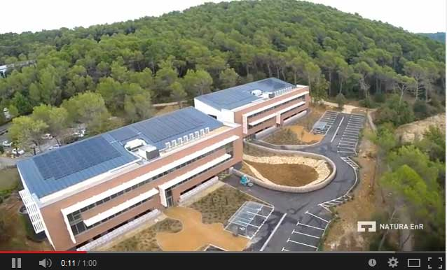 Video vue aérienne Natura2