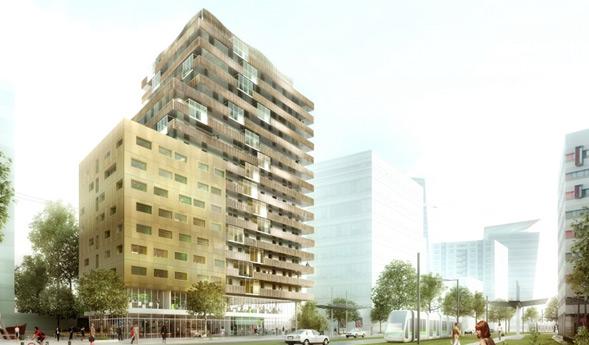 Concours 2014 pour Paris Habitat