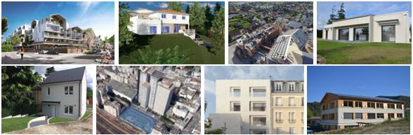 Exemples de bâtiments BBC effinergie