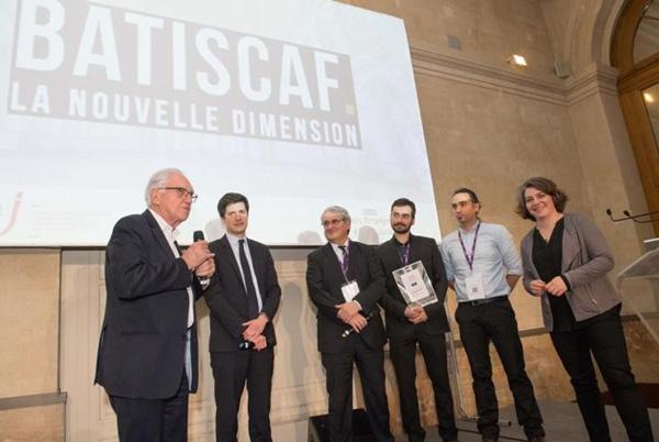 Batiscaf projet de formation en réalité virtuelle