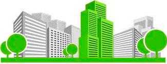bâtiments bas carbone, à faibles émissions de CO2