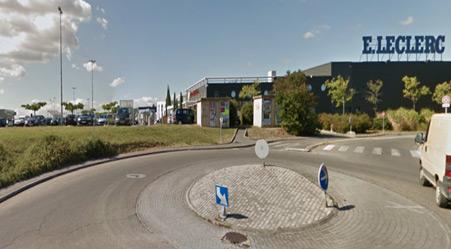 Centre Leclerc St-Etienne de Fontebellon
