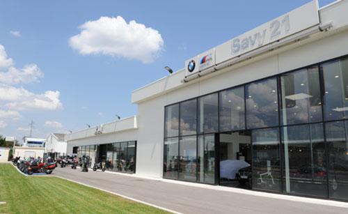 concession BMW  de Chenôve