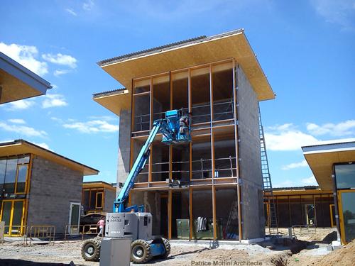 construction Creusot