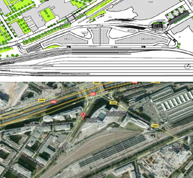 contexte du projet BEPOS de Rueil-Malmaison