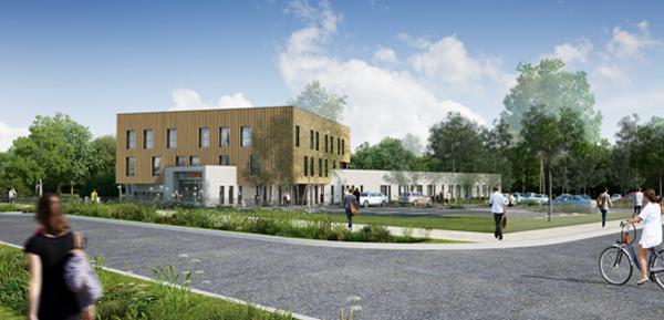Bâtiment Tertiaire Conception Bioclimatique Et Passivhaus