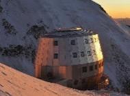 Refuge de haute montagne