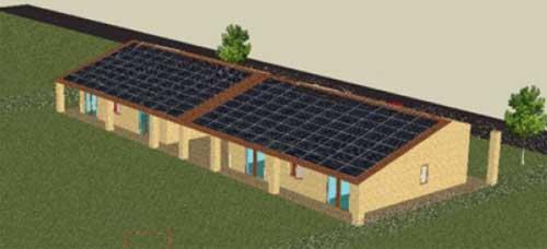 Habitat social BEPOS - Projet lauréat au concours ADEME