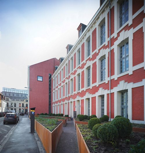 hôtel du Lombard