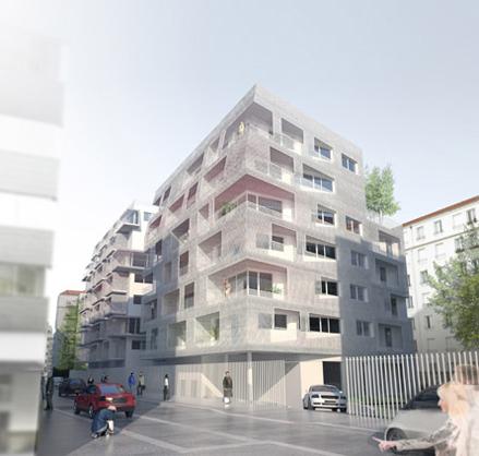 bâtiments ICF Sablière
