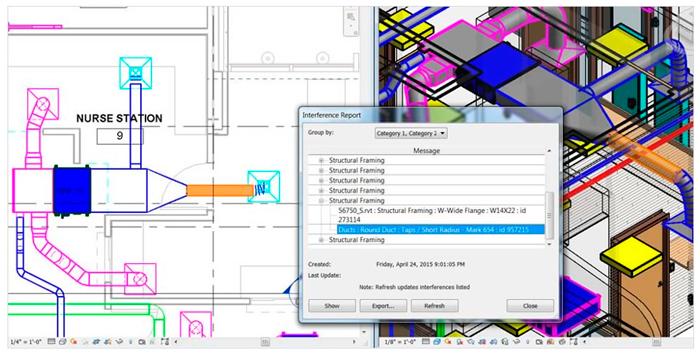 Logiciel Revit d'Autodesk