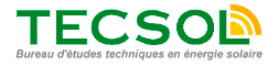 Logo bureau d'études TECSOL
