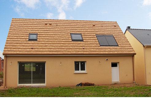 maison RT 2012 de 98 m² située à Pruillé-le-Chétif