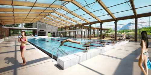Concevoir des piscines basse consommation plaidoyer utile for Conception piscine publique