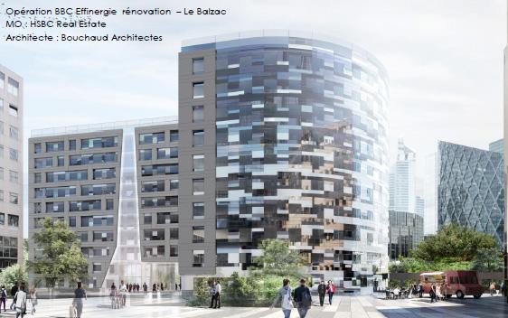 Immeuble Le Balzac