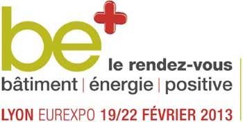 Be le salon b timent energie positive en f vrier 2013 lyon for Batiment energie positive