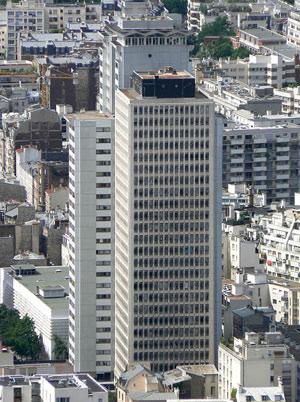 R novation embl matique r alis e en bim la tour super for Piscine montparnasse