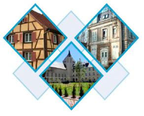 bâtiments du patrimoine