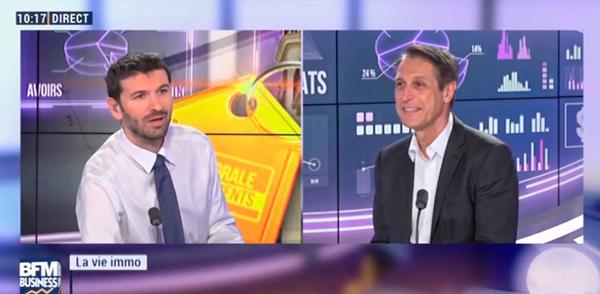 Interview BFM Philippe Nunes