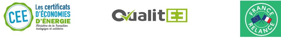 Label CEE QaulitEE France Relance