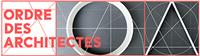 Logo Conseil National de l'Ordre des Architectes