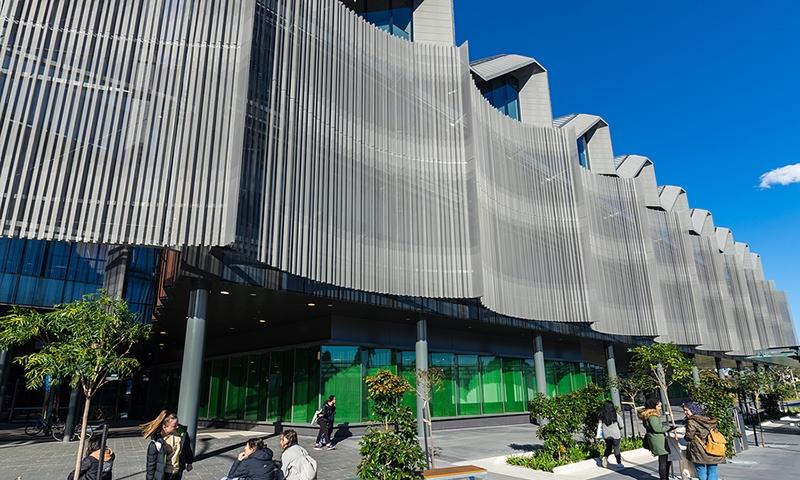Eaton bâtiment tertiaire