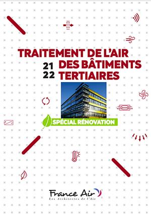 France Air guide rénovation bâtiments tertiaires